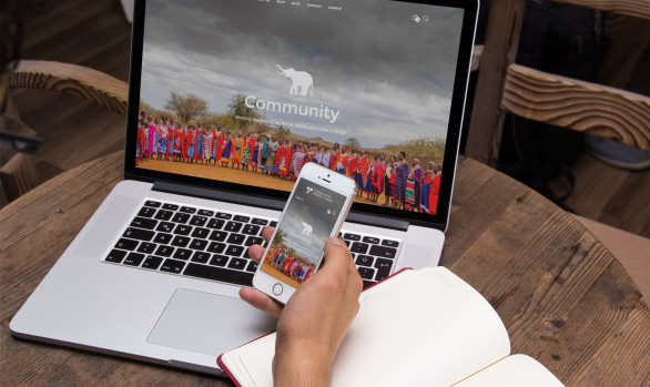 A new website for Kenya's Amboseli Women's Company