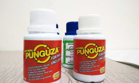 Punguza Product Label Design