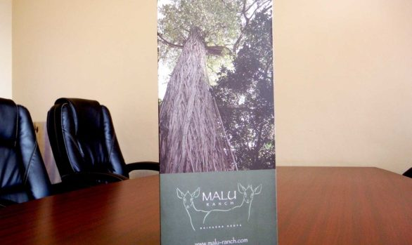 Malu Ranch Brochure Design